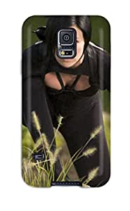 Premium Protection Charlize Theron 151 Case Cover For Galaxy S5- Retail Packaging