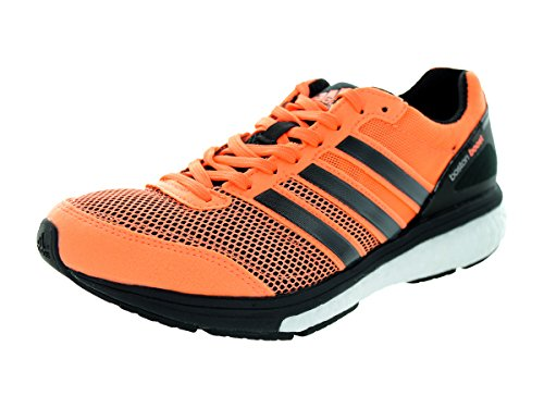 Adidas Dames Adizero Boston 5 W Loopschoen Flitsen Oranje