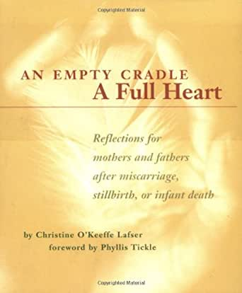 An Empty Cradle, a Full Heart: Reflections for Mothers and