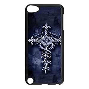 Custom Cross Back Cover Case for ipod Touch 5 JNIPOD5-056
