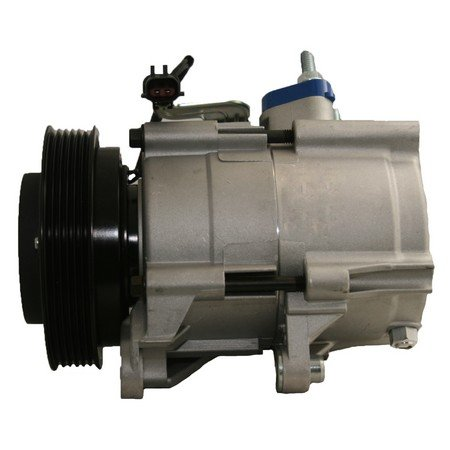 TCW 20351.6T1NEW A/C Compressor and Clutch (Tested Select)