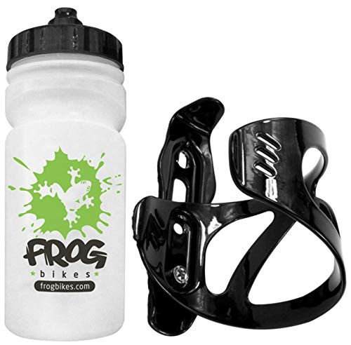 Frog Bikes Kids Cycling Bottle & Cage Kit