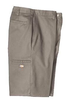 "Dickies Lr642 Premium 11"" Industrial Multi-Use Pocket Short-Khaki-30"