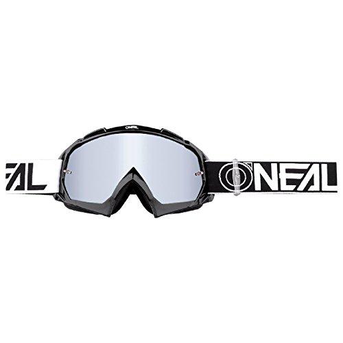 ONeal B-10 - Masque - blanc/noir 2018 masque de sport