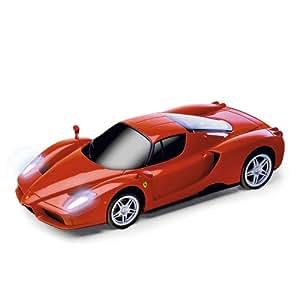 Ferrari 83635 - Giro Enzo 1:50 Coche Radiocontrol Mando Táctil (Silverlit)