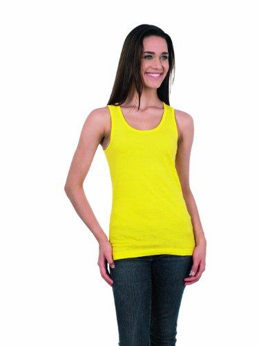 Sols - Camiseta sin mangas - para mujer Profundo Negro