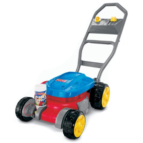 - Fisher-Price Bubble Mower