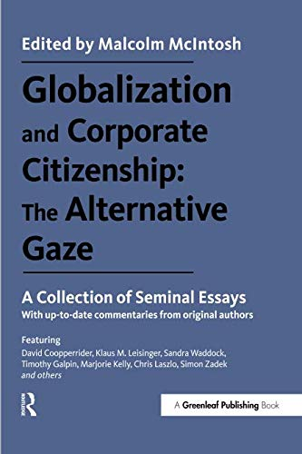 Globalization and Corporate Citizenship: The Alternative Gaze