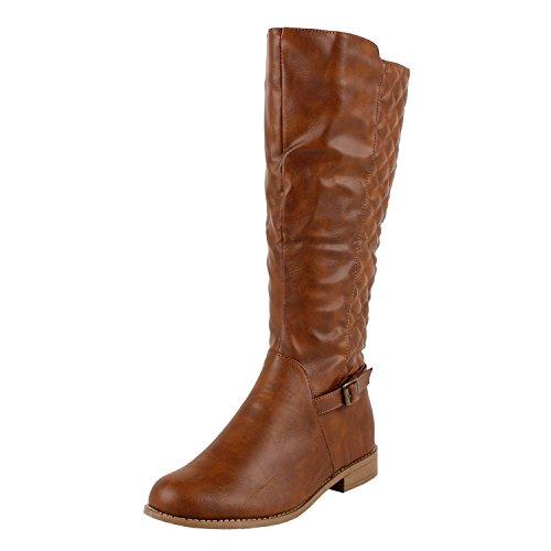 Tan Boots - 1