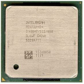 Intel Pentium 4 2.4GHz 800MHz 512KB Socket 478 CPU