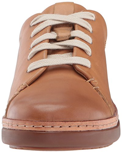 Clarks Mujer Amberlee Crest Oxford Light Tan