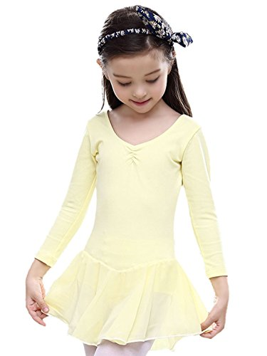 fdff8a625 Galleon - Dance Ballet Dress For Girls Dancewear Princess Costume ...