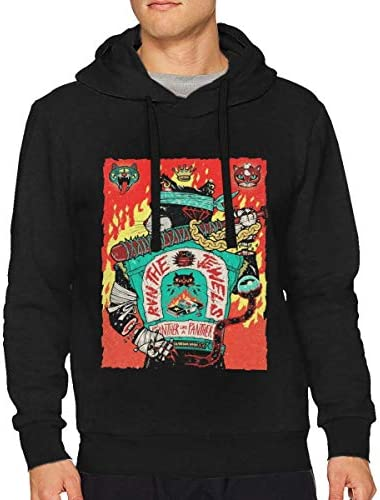 NathalieRSalmeron Soulfly Mens Pullover,Casual Long Sleeve Outwear