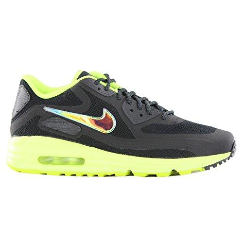 Nike Air Max Lunar 90 Black Lime Womens Trainers Buy