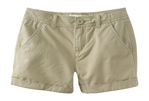 ps-from-aeropostale-girls-solid-twill-shorty-shorts-10-tundra