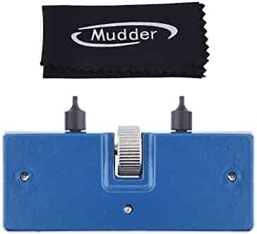 Mudder Watch Case Back Opener Adjustable Remover Screw Wrench Repair Crab Tool