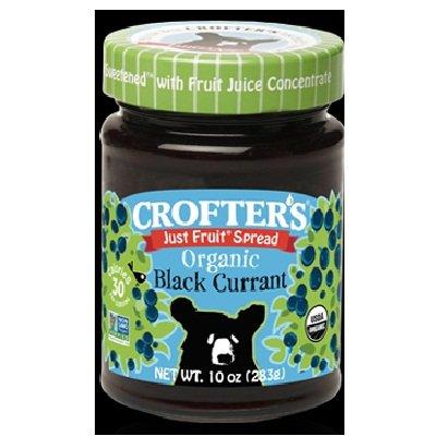 Crofters Black Crnt Jst Fruit 24x 10OZ by Crofters