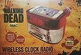 Walking Dead Bluetooth Wireless Clock Radio
