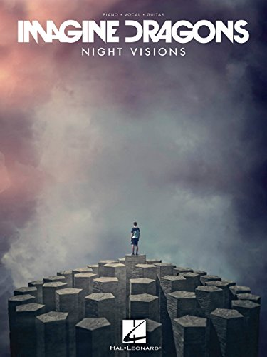 Hal Leonard Imagine Dragons - Night Visions for Piano/Vocal/Guitar PVG (Sheet Book Pvg Music)