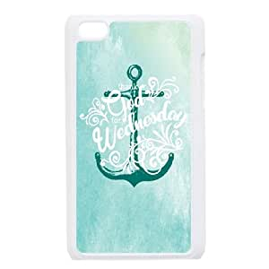 Anchor Map iPod Touch 4 Case White D5778750