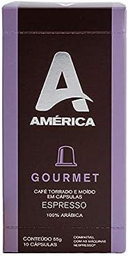 Café América em Cápsulas Gourmet