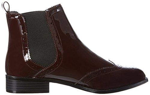Miss KG Damen Sneek Chelsea Boots Rot (Wine)