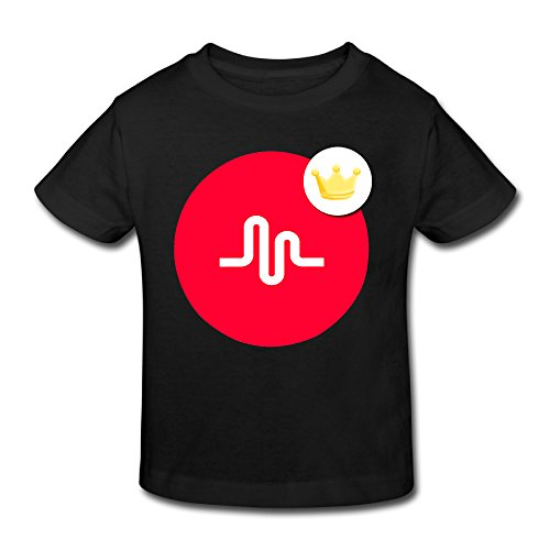 THOELLY Musically Toddler T-Shirt Black