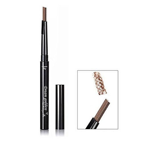 OUTEYE Wasserdicht Damen Mädchen Makeup Tools Automatische Dreh Augenbrauenstift Schönheits Werkzeuge Augenbrauen Stift