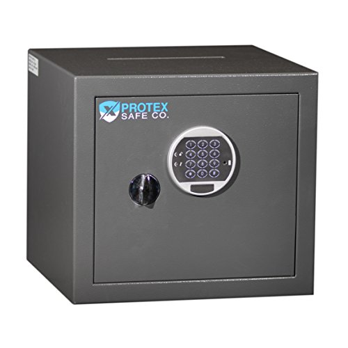 Electronic Burglary Safe (Protex Top Drop Burglary Safe)
