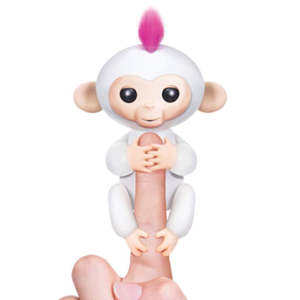 venta al por mayor barato blanco LIYONG LIYONG LIYONG Muñeca de plástico muñeca Inteligente Juguete electrónico Mini muñeca Decoraciones de Escritorio muñeca Estatua decoración (Color   blanco)  muchas sorpresas