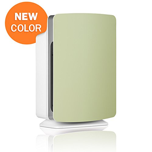 Alen BreatheSmart Customizable Air Purifier with HEPA-OdorCell Filter to Reduce Allergies, Smoke & Pet Odors (Seafoam Green, OdorCell, 1-Pack) (Air Purifier For Kitchen compare prices)