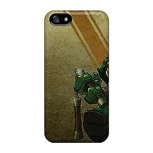 Wwvgg1390IgVdC Faddish Ninja Turtles Case Cover For Iphone 5/5s