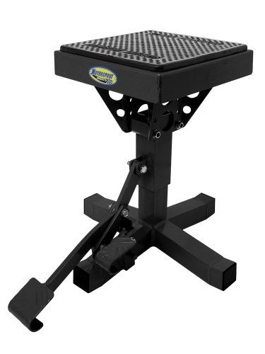 Motorsport Products 92-4012 Black P12 Adjustable Lift Stand ()