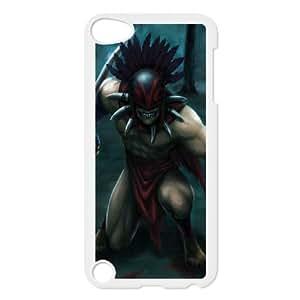 Bloodseeker Dota 2 Art 94.955 iPod Touch 5 Case funda blanca del teléfono celular Funda Cubierta EEECBCAAH77021