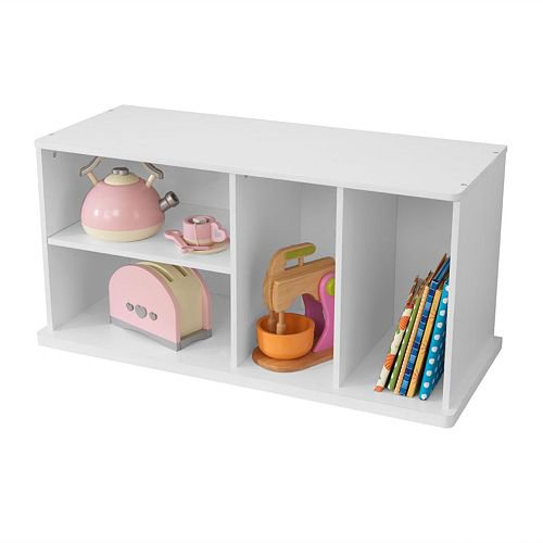 KidKraft Add on Storage Unit, White by KidKraft