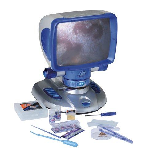 Big Screen Microscope- Science Tool For Kids ()