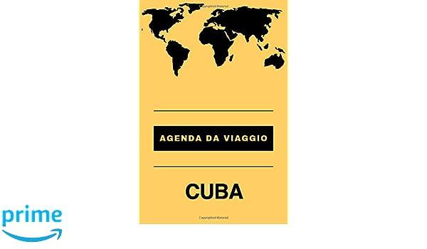 Agenda da viaggio CUBA: Diario | Taccuino per scrivere se ...