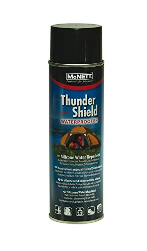 Tent Coat (Gear Aid Revivex Instant Waterproofing Spray for Tents, Shoes and Outdoor Fabric, 5 oz)