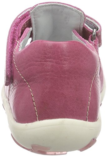 Superfit Laurie Baby Mädchen Sneaker Pink (PINK 63)