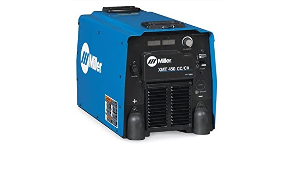 Miller XMT 450 CC/CV Multiprocess Welder 907481 - Power Tools - Amazon.com