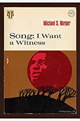 Song: I Want a Witness (Pitt Poetry) Paperback