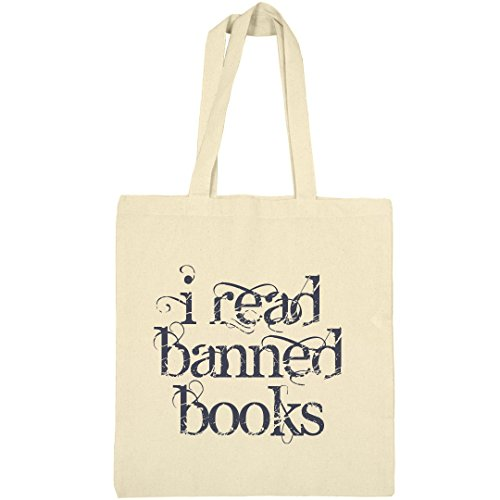 I Read Banned Books Tote Bag - 1