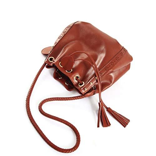 bandoulière main doux à cuir sac sacs en à bandoulière sac PU cordon Mode femmes à dames sacs bandoulière Sanzhileg à sac beau zFqEvYnw