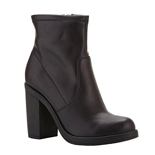 soho Fashion Welles Women's Boot Zigi Black zq7F6wqxAd
