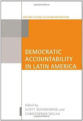 Amazon.com: Democratic Accountability in Latin America ...