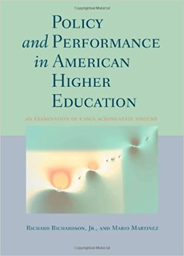 Policy and Performance in American Higher Education: An Examination of Cases across State Systems