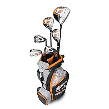 Image of Callaway Boys XJ Hot Junior Kids Golf Club Set Complete Sets