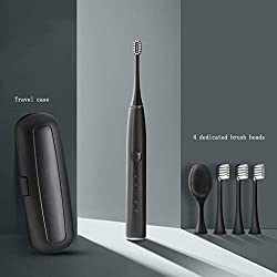 Liudan Electric Toothbrush Electric Toothbrush Adult Couple Soft Fur Cleansing Automatic Toothbrush Powered Electric Toothbrush Power Rechargeable Electric Toothbrush Sonic Toothbrush