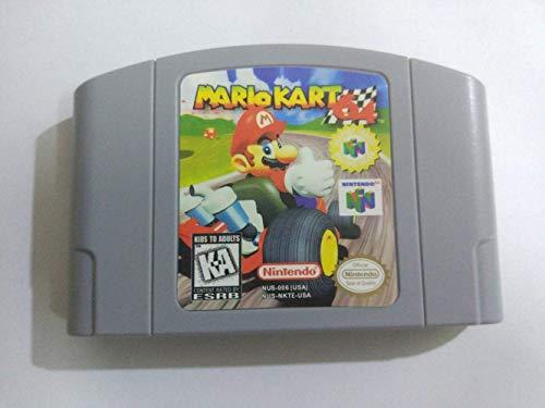 - Mario Kart 64 Game Card For Nintendo 64 N64 US Version