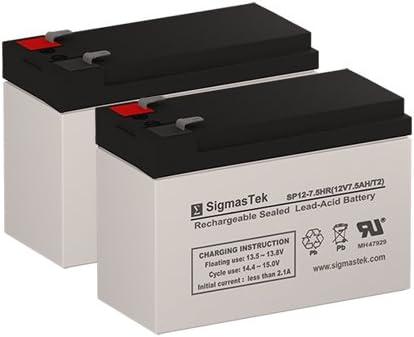 APC APC Back-UPS NS 1080VA UPS Replacement Batteries Set of 2